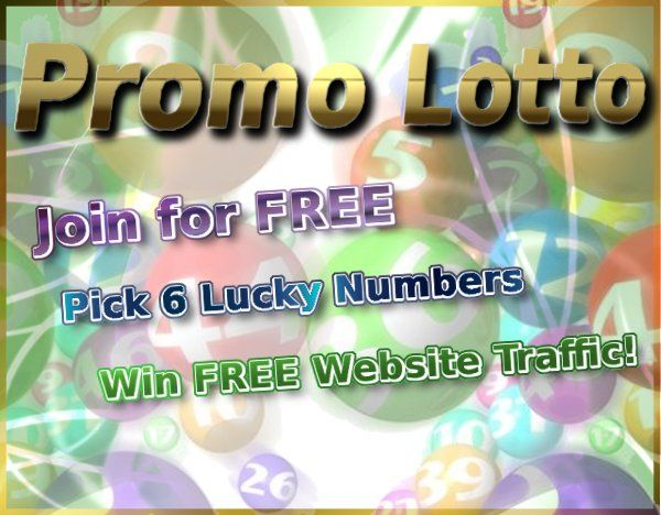 PromoLotto.com - Free traffic, website promotion, list building and more!