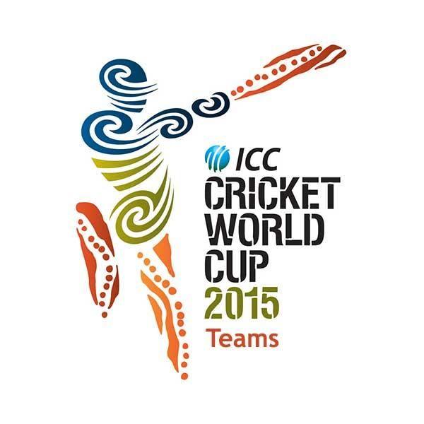 ICC 2015 Cricket World Cup Teams