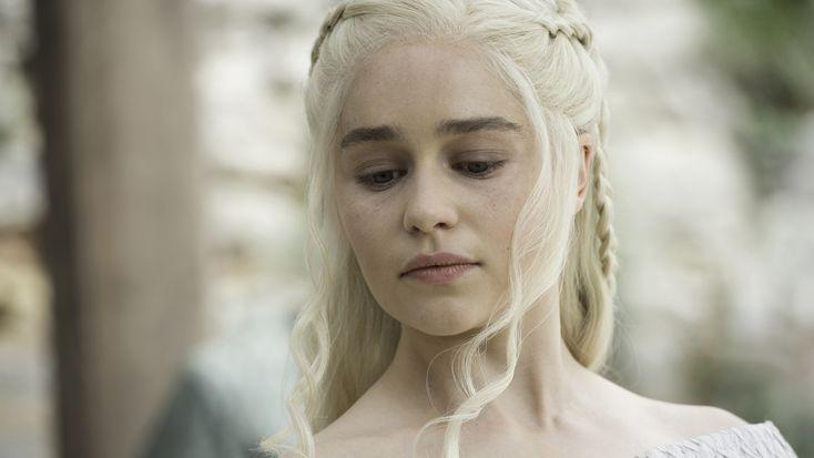 Daenerys Targaryen, Game of Thrones, HD, Wallpaper