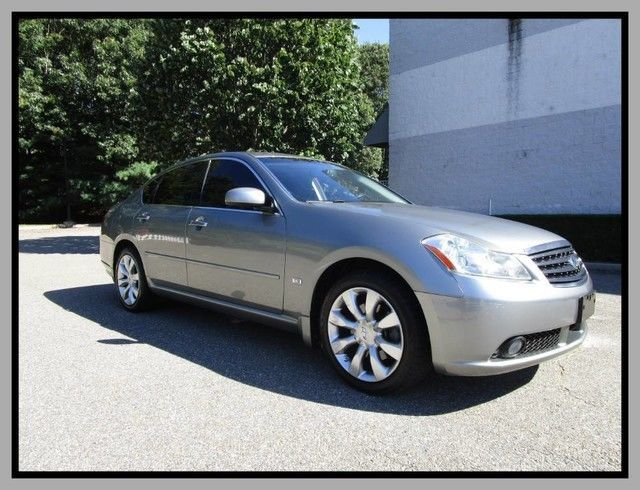 Cool Amazing 2007 Infiniti M35 x Navigation Low Miles New Tires 2007 INFINITI M35x AWD Navigation Back Up Camera Low Miles New Tires 2018