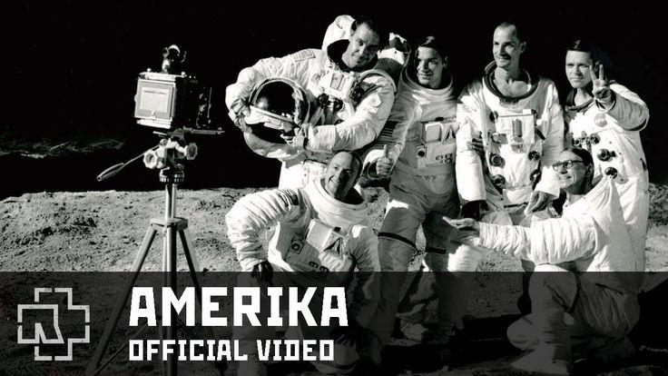 Rammstein - Amerika (Official Video), Yo tampoco vivo en Amerika, yo Vivo en Colombia....