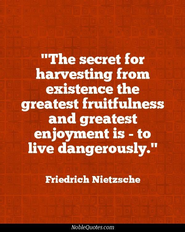 Nietzsche Philosophy Summary
