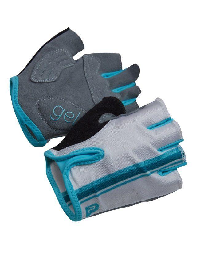 Polaris Womens Road Mitt Short Finger Cycling Gloves