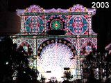 """Japan - Kobe Luminarie - """"Luminarie"""" is the plural form of Italian word """"luminaria"""" that stands for Illumination with miniature bulbs. The Kobe Luminarie is held every year from early December for twelve days. It began eleven months after the Kobe Earthquake in 1995 with the hope to give courage and greatly inspire the people of Kobe. Because there was a strong desire for continuation after its conclusion, it became an annual event symbolizing the hope of Kobe citizens."""