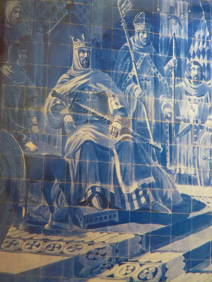 S. Bento station tiles - Porgugal Porto