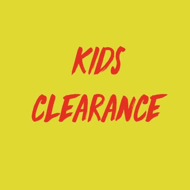 50% off all Kids stock. Once it's gone it's gone for good... #ss17 #eightyeightstore