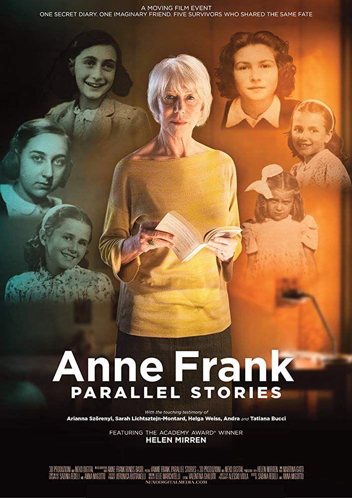 Annefrank Vidas Paralelas Documentario Sobre Anne Frank E Cinco Sobreviventes Do Holocausto Em 2021 Anne Frank Documentarios Diario De Anne Frank