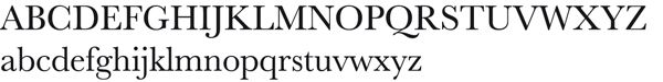Letterfontein - Realen - Baskerville - Is meestal ontworpen voor een specifieke toepassing. De eerste drukletters die door middel van typometrie geconstrueerd werd. De realen markeren de overgang van de renaissance naar het classicisme. Hierdoor krijg je kenmerken van de geralden en didonen. Gaandeweg worden dan ook het dik-dun-contrast groter en de schreven dunner. Als een lettertype zowel kenmerken heeft van de garalden als van de didonen is het in principe in te delen bij de realen.