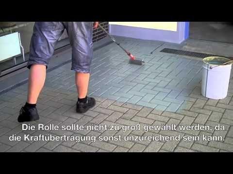 StoneColor: Garageneinfahrt – YouTube
