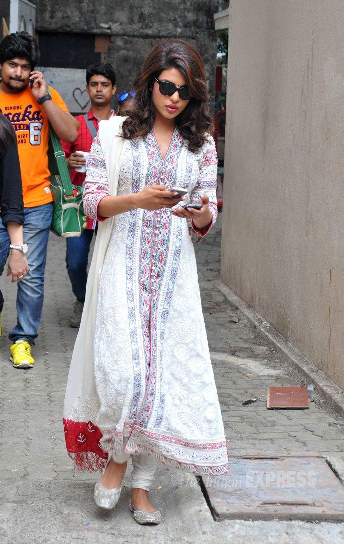 Priyanka Chopra at the 'Deepshikha' programme.