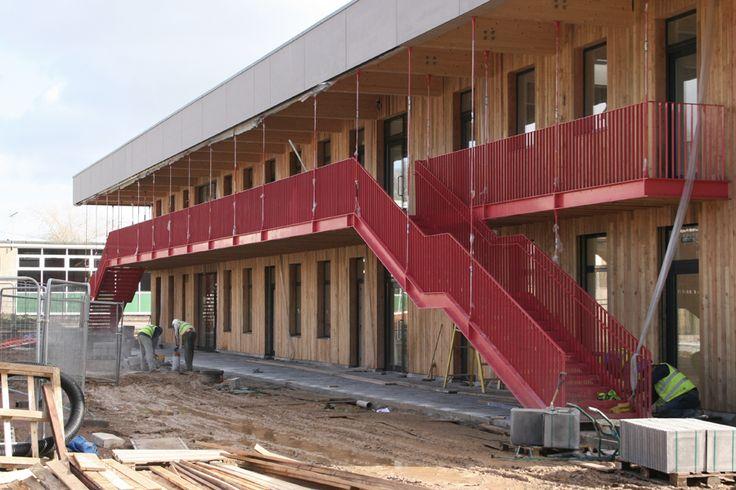 Rose Building, Ralph Allen School Feilden Fowles