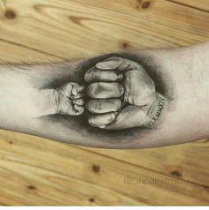 Resultado de imagem para tatuagens pai e filho