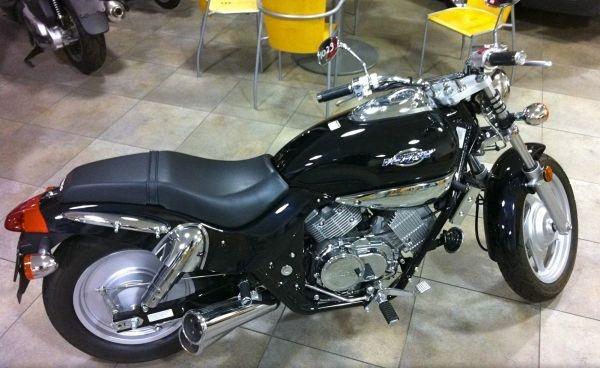2009 KYMCO VENOX 250
