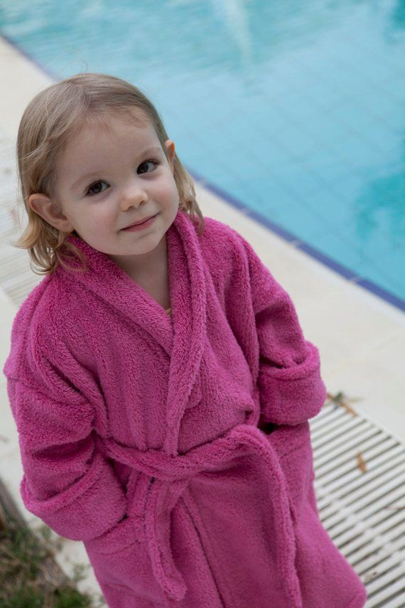 ec9dabb2bb Micro-Plush Cloud 9 Kids Cover Up Robes | Inspiration | Cover up ...