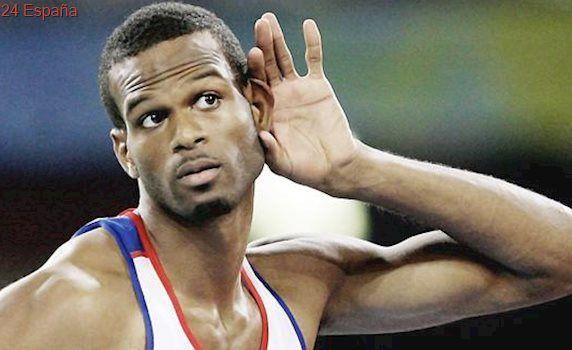 Muere Germain Mason, plata en salto de altura en Pekín 2008
