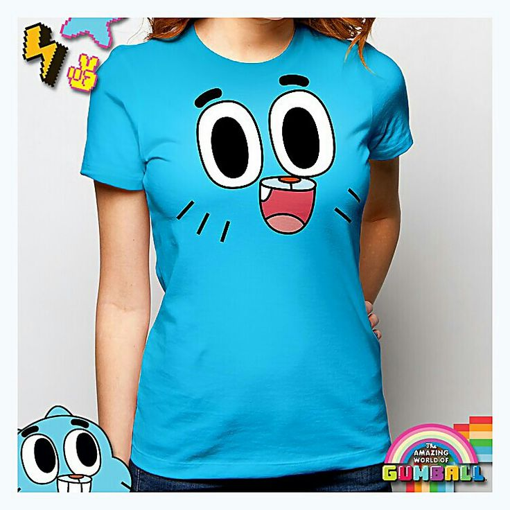 Amazing World Of Gumball!!. Cool shirts to buy!!.