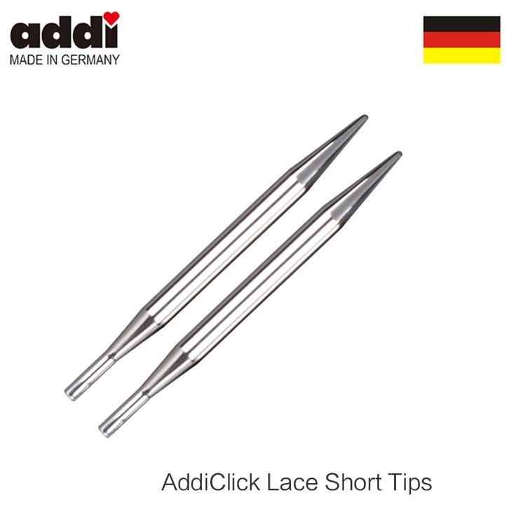 Cheap needles for permanent makeup, Buy Quality needle file directly from China needle feed Suppliers: Addi Click Lace SHORT Interchangeable Circular Knitting Needle Tips