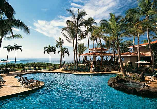Marriott's Waiohai Beach Club en Hawaii