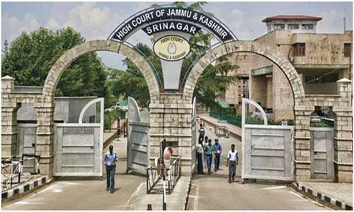 क्या जम्मू-कश्मीर उच्च न्यायलय के न्यायाधीश भारतीय संविधान के प्रति निष्ठा की शपथ लेते हैं? http://www.hindi.drishtiias.com/current-affairs-daily-description-jammu-and-kashmir-high-court-judges-take-oath-of-allegiance-to-the-constitution #Current_Affair #High_Court #Jammu_Kashmir #Article_370 #UPSC #IAS