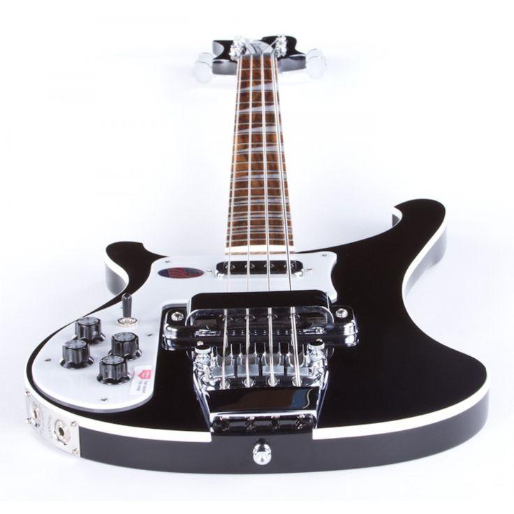 rickenbacker bass guitars   Home Bass 4-String Bass Guitars 2012 Rickenbacker 4003, Left Handed ...