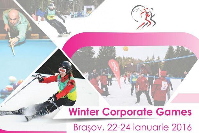 EconBooking.com: Winter Corporate Games Poiana Brasov 2016