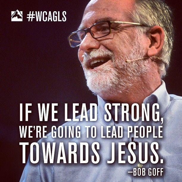 Global Leadership Summit 2013, Bob Goff