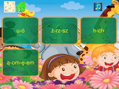 Ortografia polska – miniaturka zrzutu ekranu