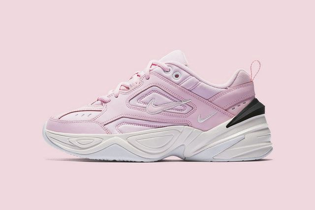 """newest c0c69 db588 Nike s M2K Tekno Surfaces In Sweet """"Pink Foam"""" Iteration"""