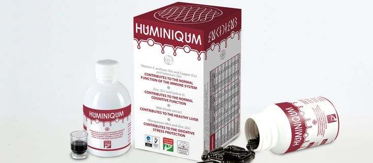 HUMINIQUM - supliment alimentar pt sutinerea si refacerea rapida a organismului pe baza de acid humic si fulvic, minerale, vitamine, microelemente si plante