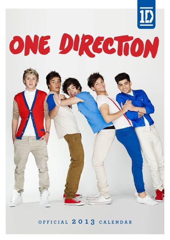 One Direction: Calendario 2013