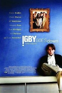IGBY GOES DOWN.  Director: Burr Steers.  Year: 2002.  Cast: Kieran Culkin, Susan Sarandon, Jeff Goldblum, Claire Danes