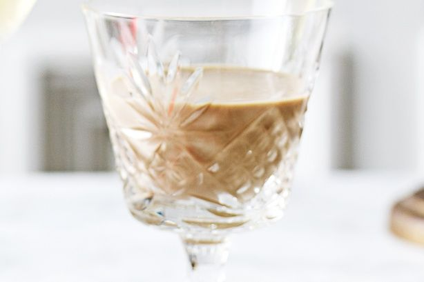 Sip this smooth Irish cream - it's almost like dessert in a cup.