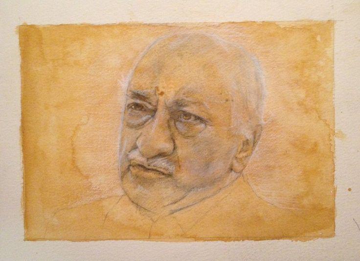 Fethullah Gulen by Goniva.deviantart.com on @deviantART