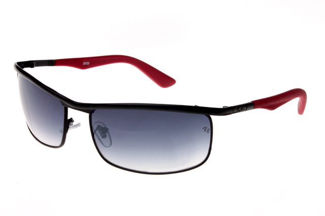 Ray Ban Active Lifestyle Solid RB3459 Purple Red Sunglasses