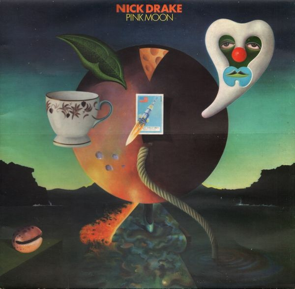 Nick Drake - Pink Moon (Vinyl, LP, Album) at Discogs