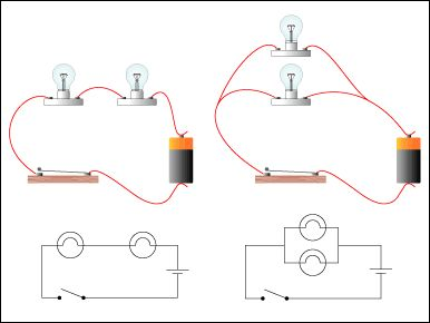 17 best ideas about series and parallel circuits parallel and series circuits for elementary school google search