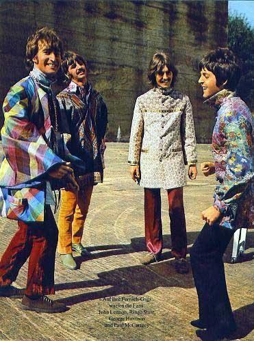 John Lennon,Ringo Starr,George Harrison,and Paul McCartney