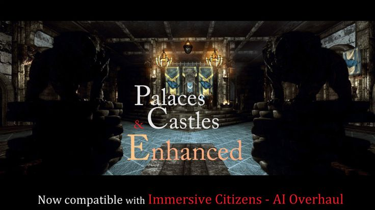 Palaces and Castles Enhanced at Skyrim Nexus - mods and community