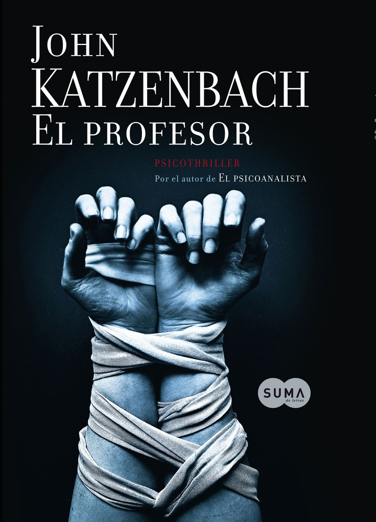 El profesor.  John Katzenbach.
