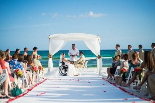 Former Patients Share their Insights on Planning a Wedding that is Wheelchair Accessible