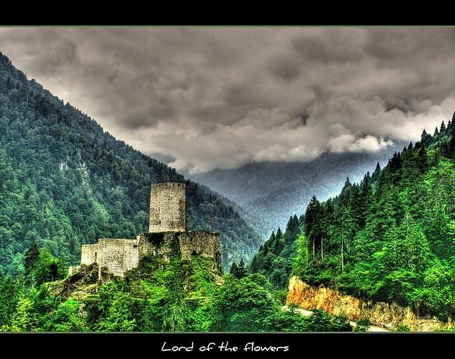 Rize; Zil Castle