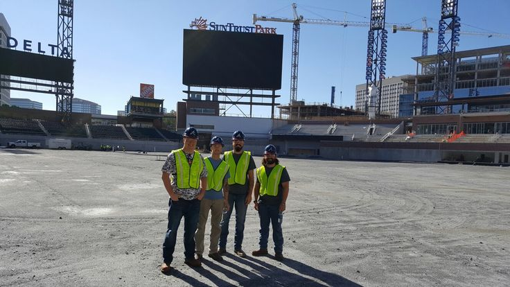 SunTrust Park is the new home of the Atlanta Braves