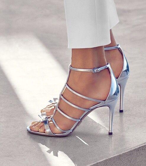 Michael Kors - Silver shoes