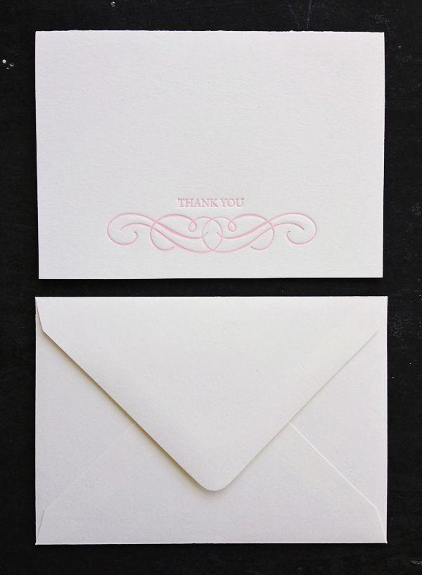 Featured Wedding Invitation Design: Modern Formal Invitation Suite by 622 Press (2)