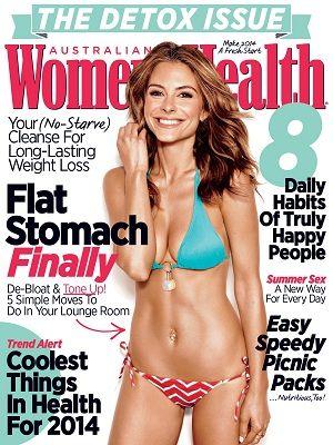 Women's Health - January 2014 #magazines #magsmoveme  http://au.lifestyle.yahoo.com/womens-health/