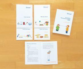 Kostenlose Sammlung einfacher Versuche / Experimente in der Grundschule zu den Themen, Feuer, Luft, Wasser, Boden, Licht, Farben, Essen, Trinken und mit allen Sinnen