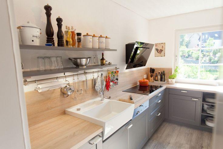 Attraktiv Innenarchitektur:Kühles Bilder Kuche Landhausstil Kche Landhaus Modern Haus  Mbel Kche Im Landhausstil Gestalten Bilder