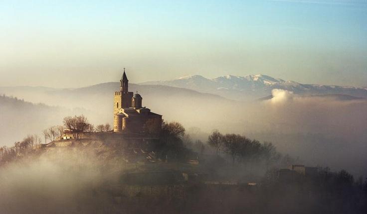 Bulgária egy misztikus tája