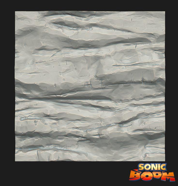 Sonic Boom Art Dump - Polycount Forum