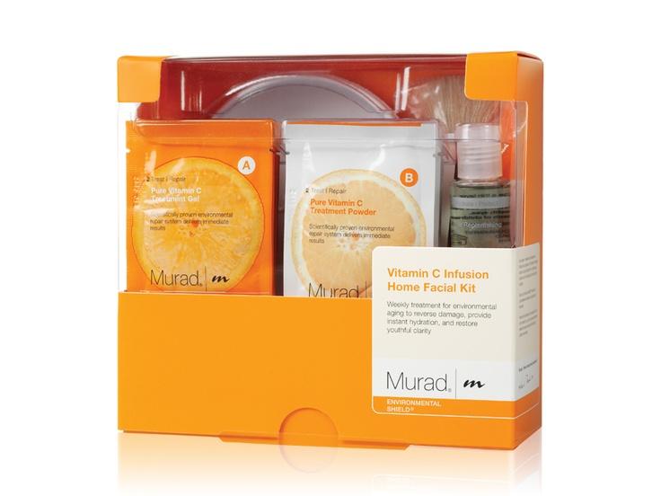 Murad Vitamin C Infusion Home Facial Kit Murad, Murad